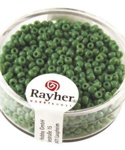 Rocailles, 2 mm ø, opak zur Schmuckherstellung