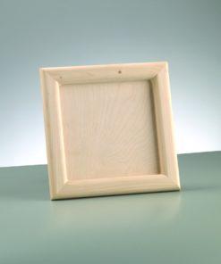 Holz-Bilderrahmen, zum Gestalten