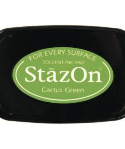 Stempelkissen StazOn in maigrün