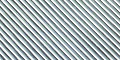runde Wachsstreifen 2mm, in silber