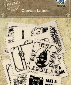 Etiketten und Labels für Scrapbooking und Gestaltung von Alben
