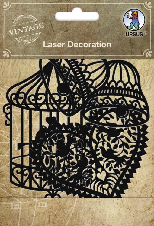 Ursus Laser Decoration Vintage