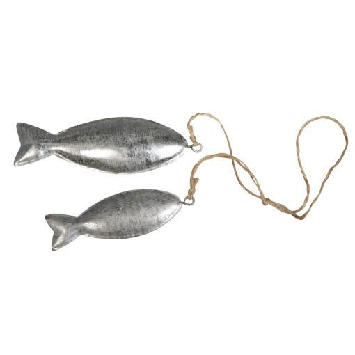 Metall Hänger Fische