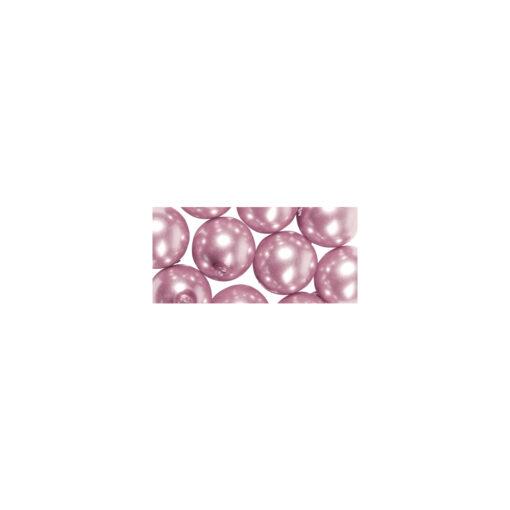 Renaissance Glaswachsperlen rosa