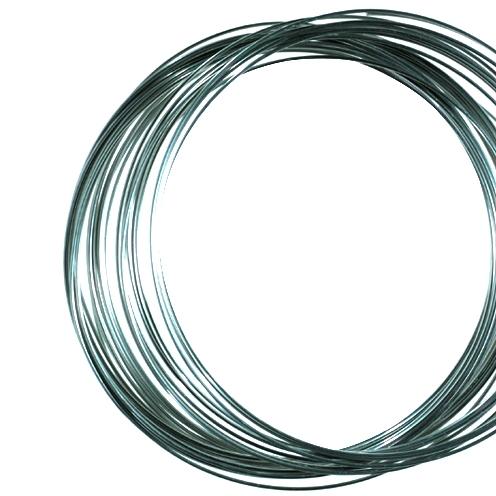 Efco Aluminiumdraht silber, 2mm Ø, 20m