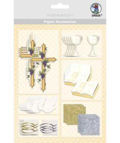 Papier-Accessoires zum Dekorieren und Anlassgestaltung