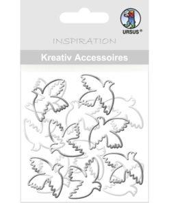 Kreativ-Accessoires zum Dekorieren und Anlassgestaltung