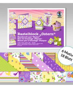 Ursus Bastelblock Ostern