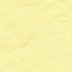 Ursus Mulberry Papier hellgelb, 50 x 70 cm, 1 Bogen