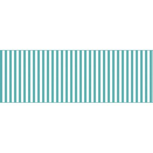 Ursus Streifen-Fotokarton mini, A4, petrol