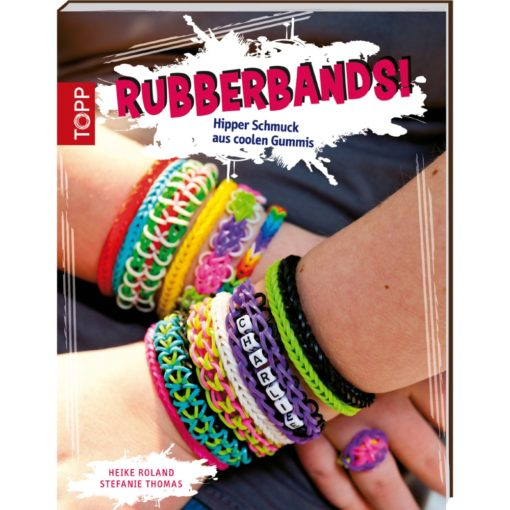 Bastelbuch für Rubberbands