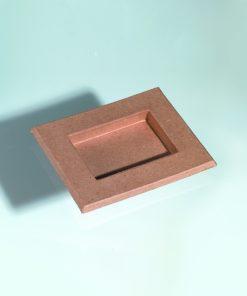 Bilderrahmen aus Pappe, 18x15x2 cm
