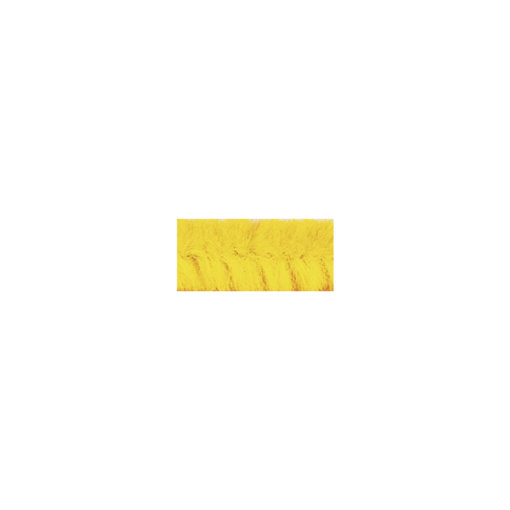 Chenilledraht in gelb