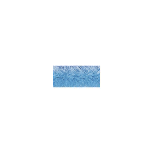 Chenilledraht, blau
