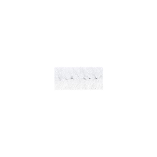 Chenilledraht in weiß