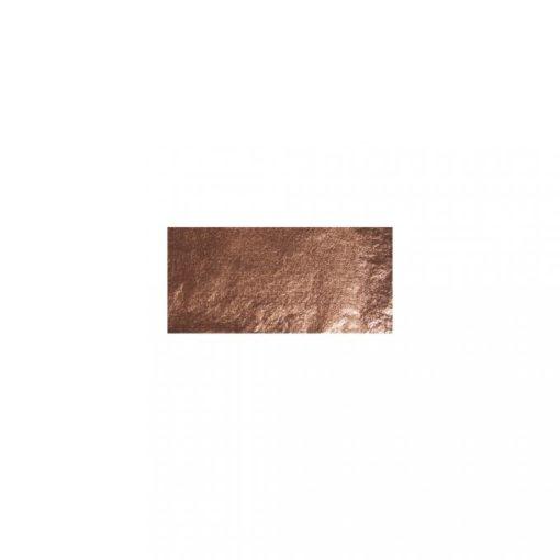 Deco-Metall 14 x 14 cm kupfer, 5 Blatt