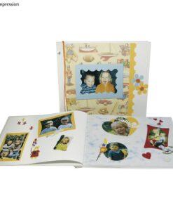 Rayher PappArt Album Dekoidee mit Fotos