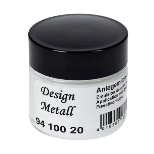 Anlegemilch dünn für Design-Metall