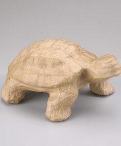 PappArt Figur Schildkröte zum Bemalen