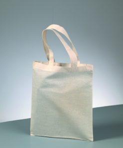 Baumwoll-Tragetasche für die textile Gestaltung