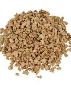 Granulat aus Kork, 75g, als Füllmaterial