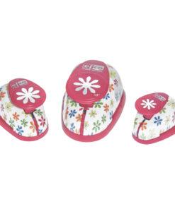 Efco Motivlocher 3er Set Gänseblümchen zum Stanzen von Papier