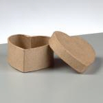 Efco Papp-Box mini, in Herzform