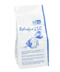 Efco Reliefco Gießpulver in weiß
