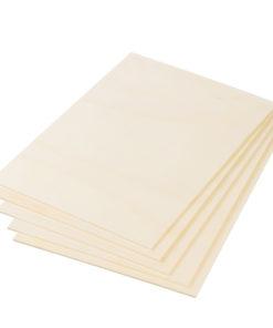 Efco Pappel-Platten aus Sperrholz A3
