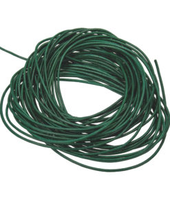 Ziegenlederband in grün