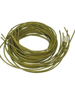 Ziegenlederband in olive