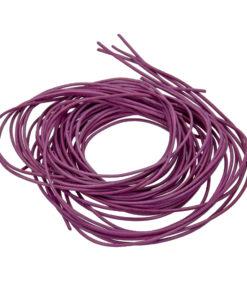 Ziegenlederband in pink