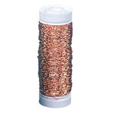 Kupfer-Effektdraht Rolle 60m