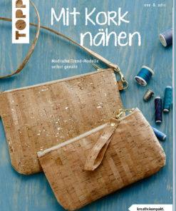 TOPP-Ideenbuch Mit Kork nähen