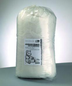 Füllwatte hochbausch in weiß, zum Füllen