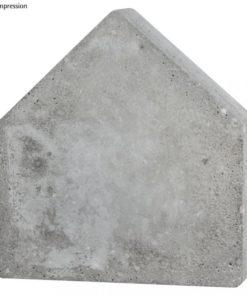 Haus aus Beton