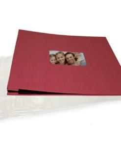 Goldbuch Scrapbooking Album, Rot