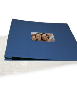 Goldbuch Scrapbooking Album, Blau