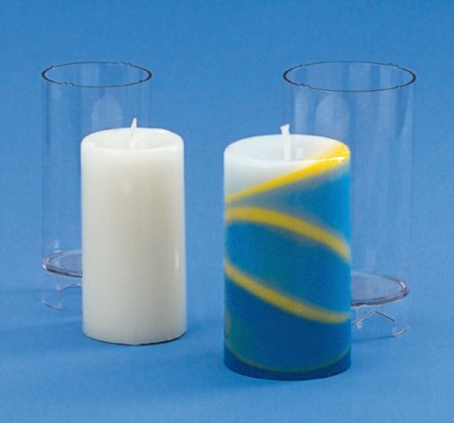 Rayher Kerzengießform Zylinder