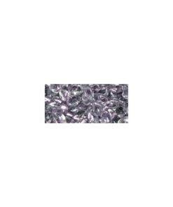 Magatama Schmuckperle in hell violett