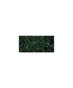 Magatama Perlen transparent in smaragd