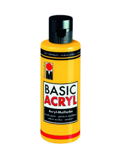 acrylfarbe mittelgelb