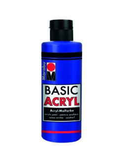 acrylfarbe basic acryl violett dkl.