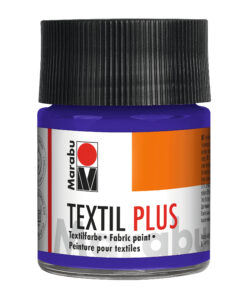 Marabu Textil plus Stoffmalfarbe violett, für dunkle Stoffe