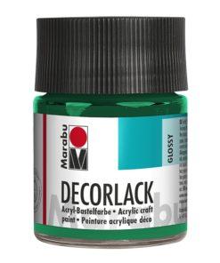 Marabu Decorlack Acryl 067 Saftgrün 50 ml
