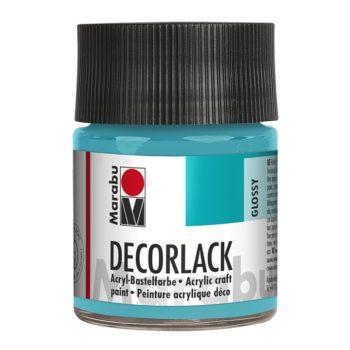 Marabu Decorlack Acryl 091 Karibik 50 ml