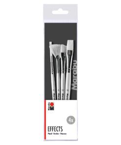 Marabu Pinselset Effects