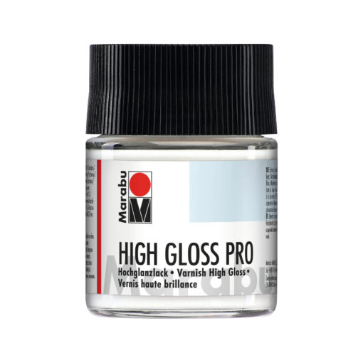 Marabu Hochglanzlack High Gloss Pro, 50ml