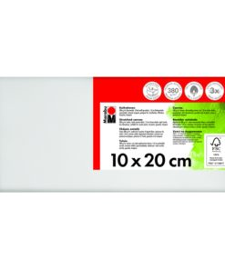 Marabu Keilrahmen 10 x 20 x 1,8 cm weiß