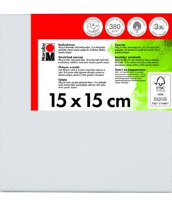 Marabu Keilrahmen 15 x 15 x 1,8 cm weiß